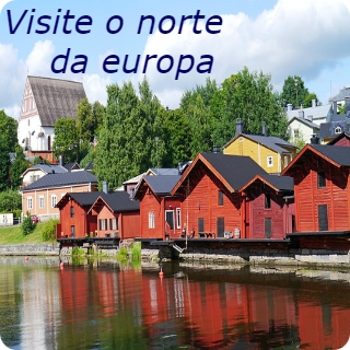 Viagens ao norte da europa