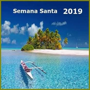 Viajes Cel�acos  Banner Semana Santa 2019