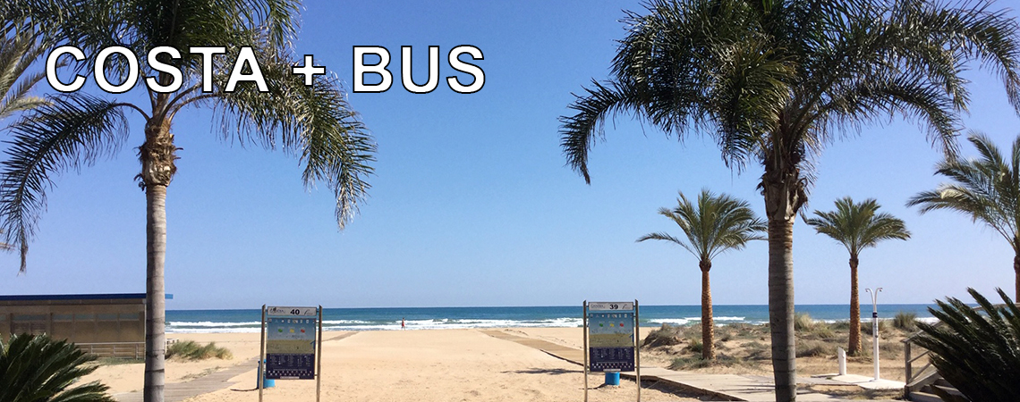 Costa + Bus