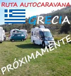 Rutas autocaravana Grecia