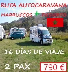 Ruta autocaravana Marruecos + Desierto del S�hara