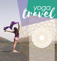 Viajes yoga programados