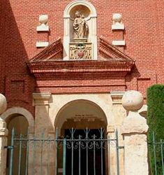 Fachada Templo