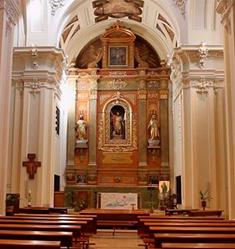 Interior Templo