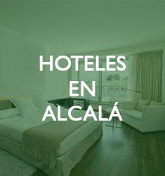 Hoteles en Alcalá