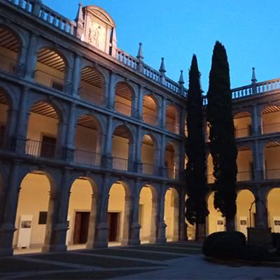 Estancia + Entrada y visita Colegio Mayor de San Ildefonso + Almuerzo