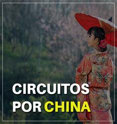 Circuitos por China