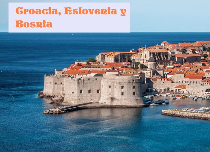 Croacia, Eslovenia y Bosnia en Todo Incluido