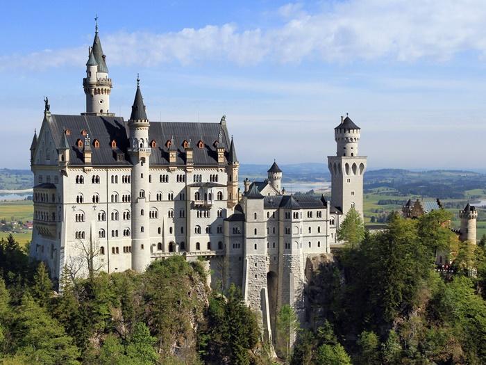 Un viaje de 7 días a tu aire pasando por ciudades medievales y castillos de Ensueño