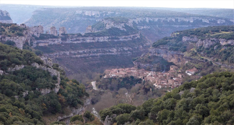 Orbaneja, paisajes y rincones del Paramo.