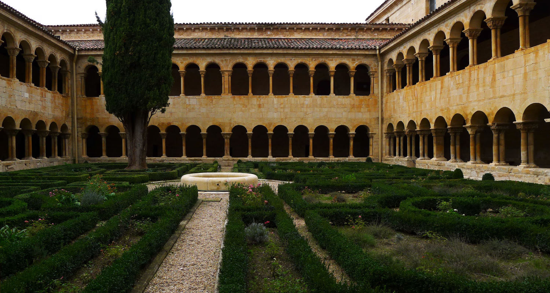 Santo Domingo de Silos. Monasterios castellanos.