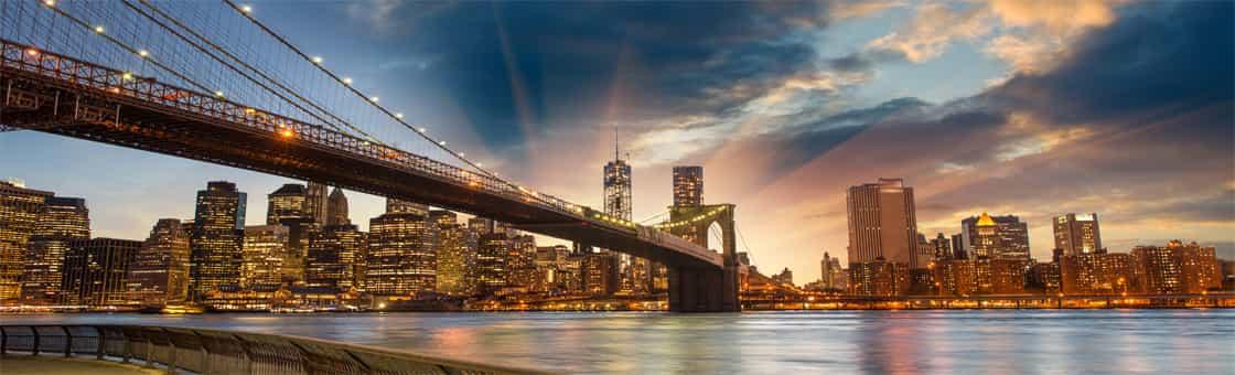 Nueva York y combinados