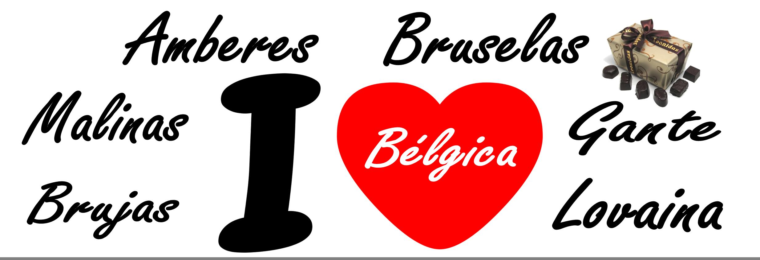 I Love Bélgica
