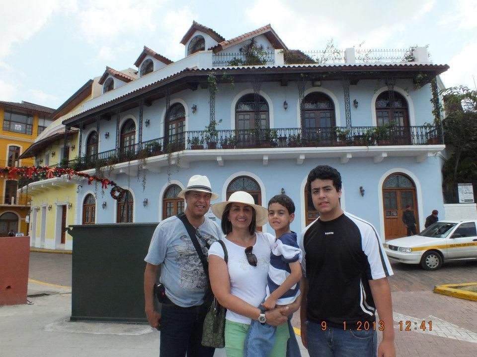 Nuestros Viajeros en Panamá