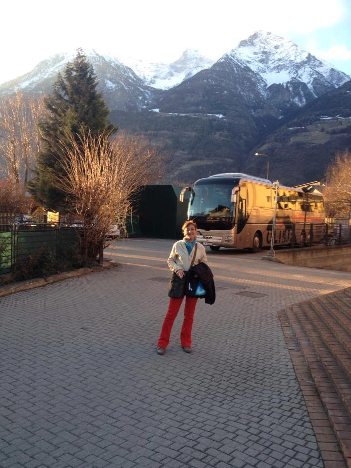 Nuestros Viajeros en Aosta