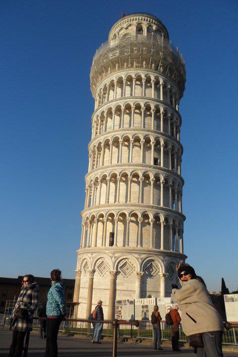 Nuestros Viajeros en La Toscana