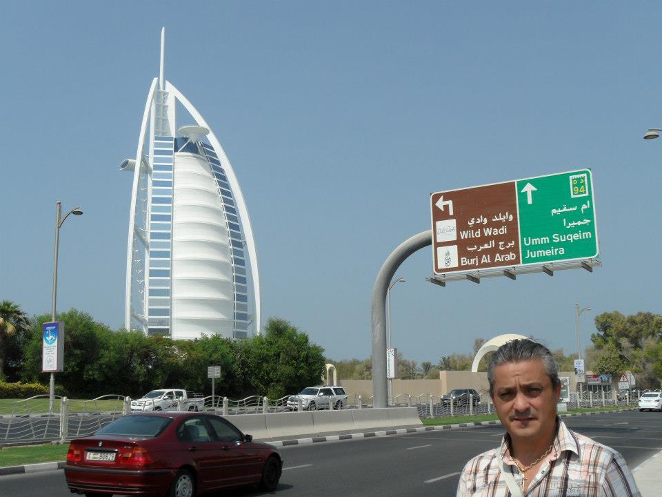 Nuestros Viajeros en Dubai