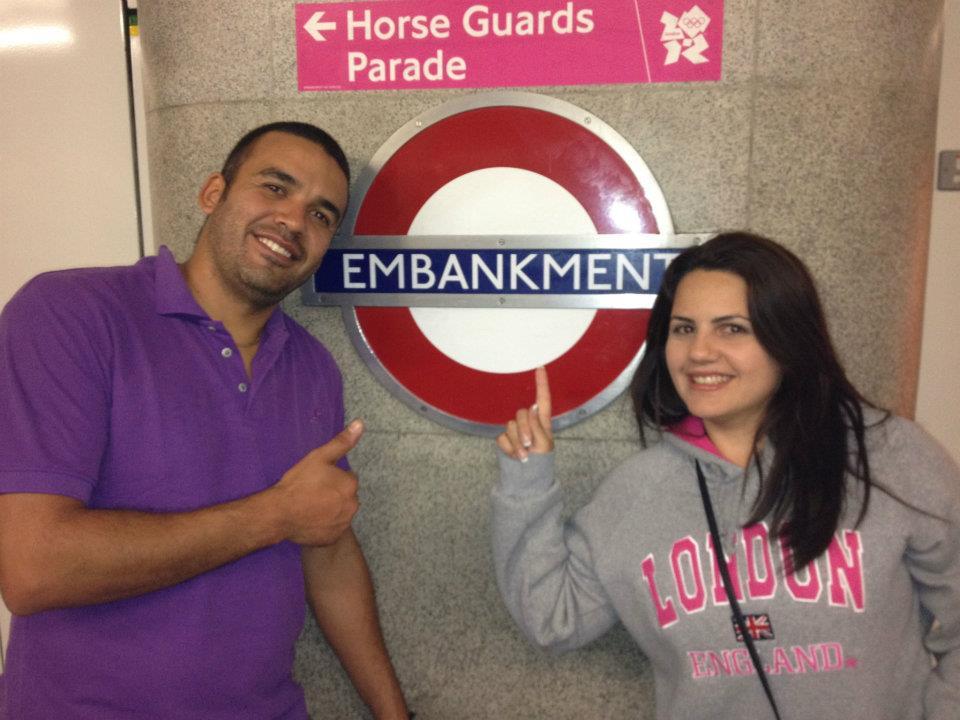 Nuestros Viajeros en Londres