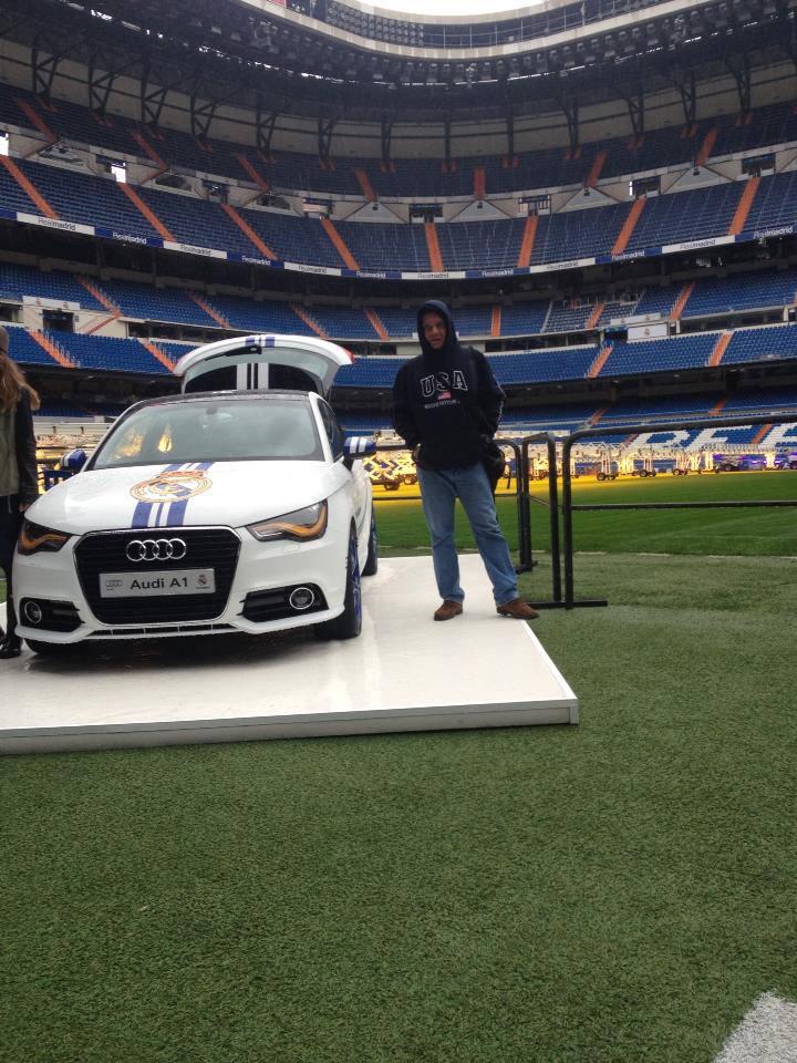 Nuestros Viajeros en Madrid