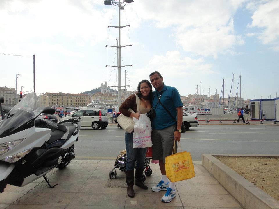 Nuestros Viajeros en Marsella