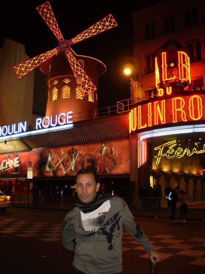 Nuestros Viajeros en París