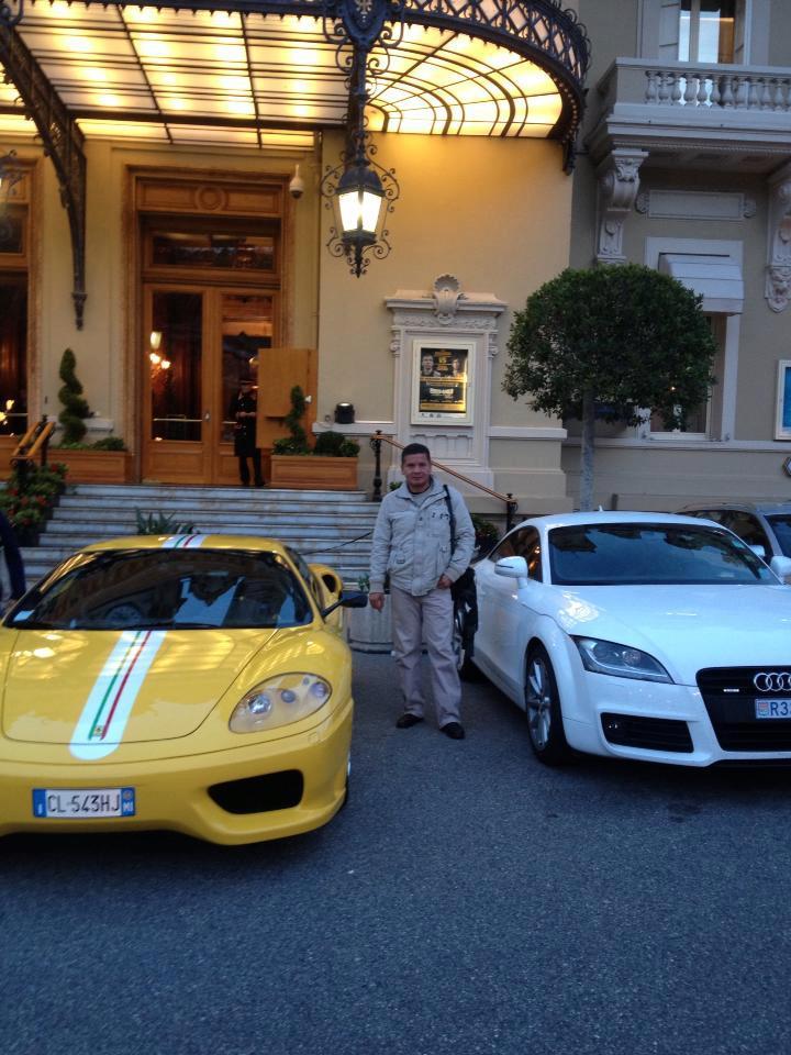 Nuestros Viajeros en Mónaco - Montecarlo