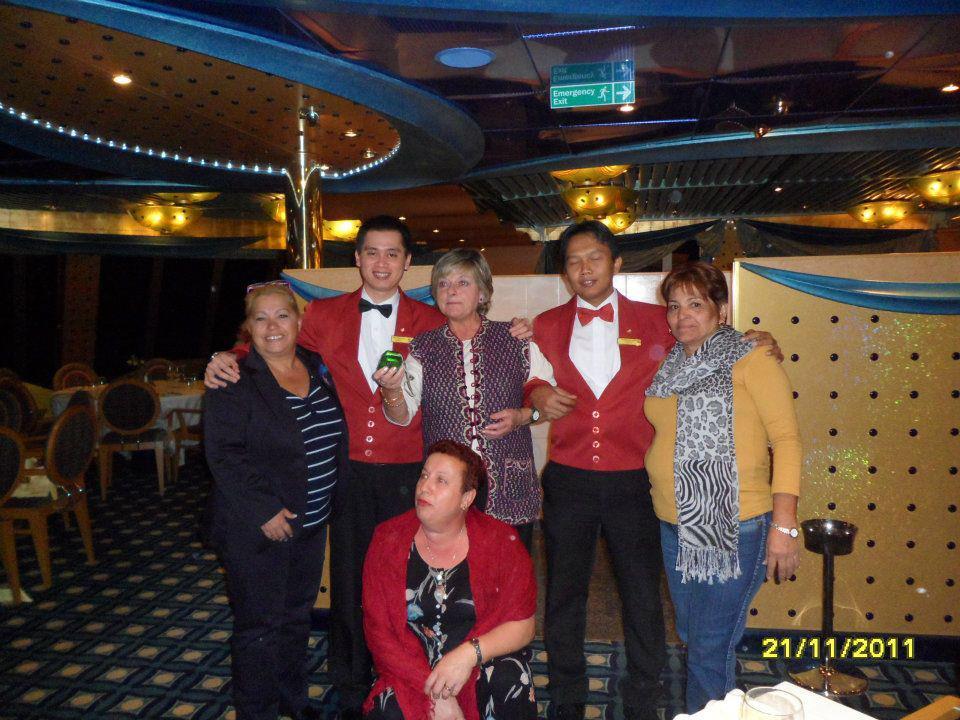 Nuestros Viajeros Crucero Mediterráneo II