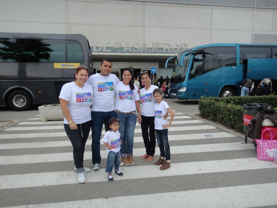 Nuestros Viajeros en el Grand Holiday
