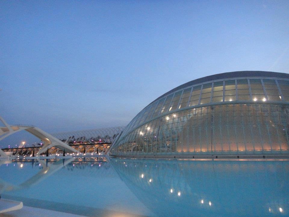 Nuestros Viajeros en Valencia