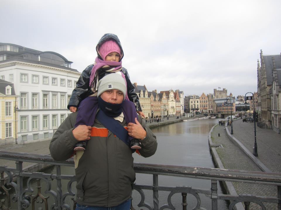Nuestros Viajeros en Gante
