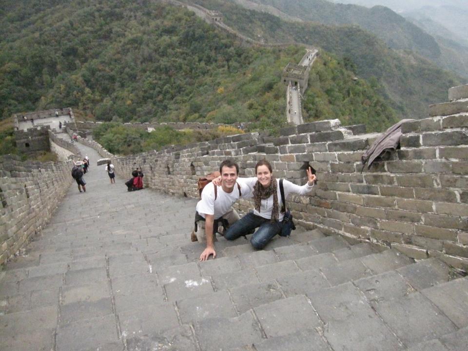 Nuestros Viajeros en China