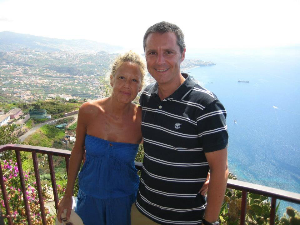 Nuestros Viajeros en Madeira