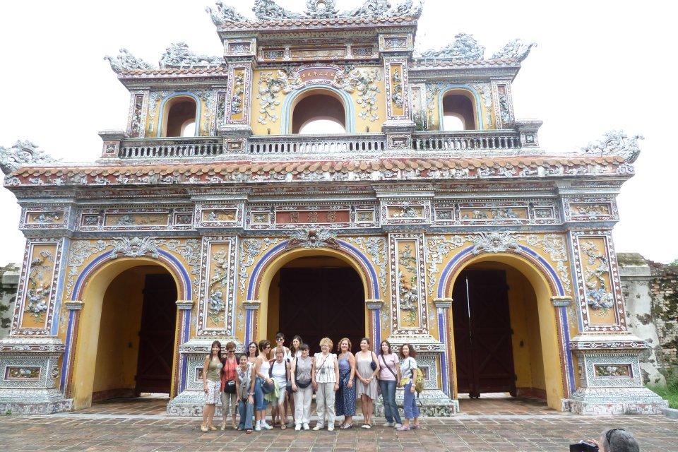 Nuestros Viajeros en Vietnam