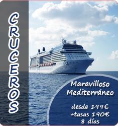 Cruceros Promo