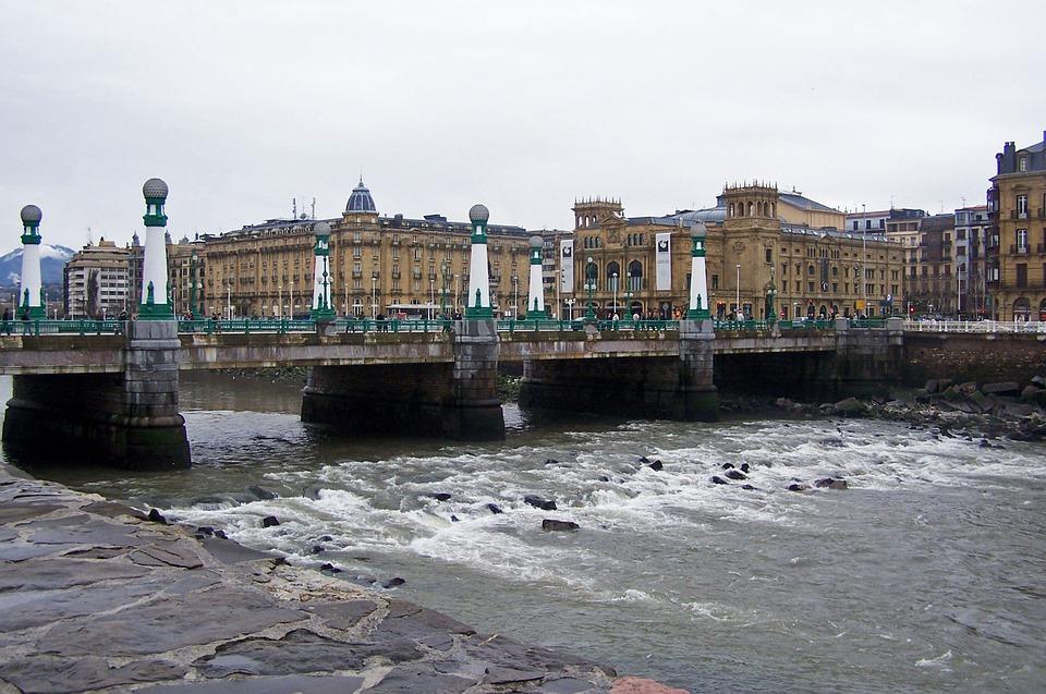 San Sebastian. Euzkadi