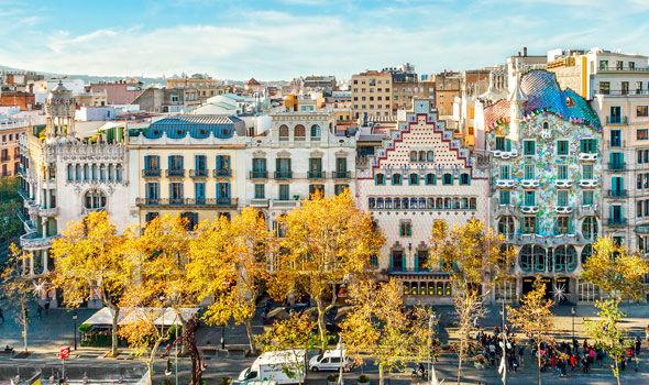Barcelona. Cataluña