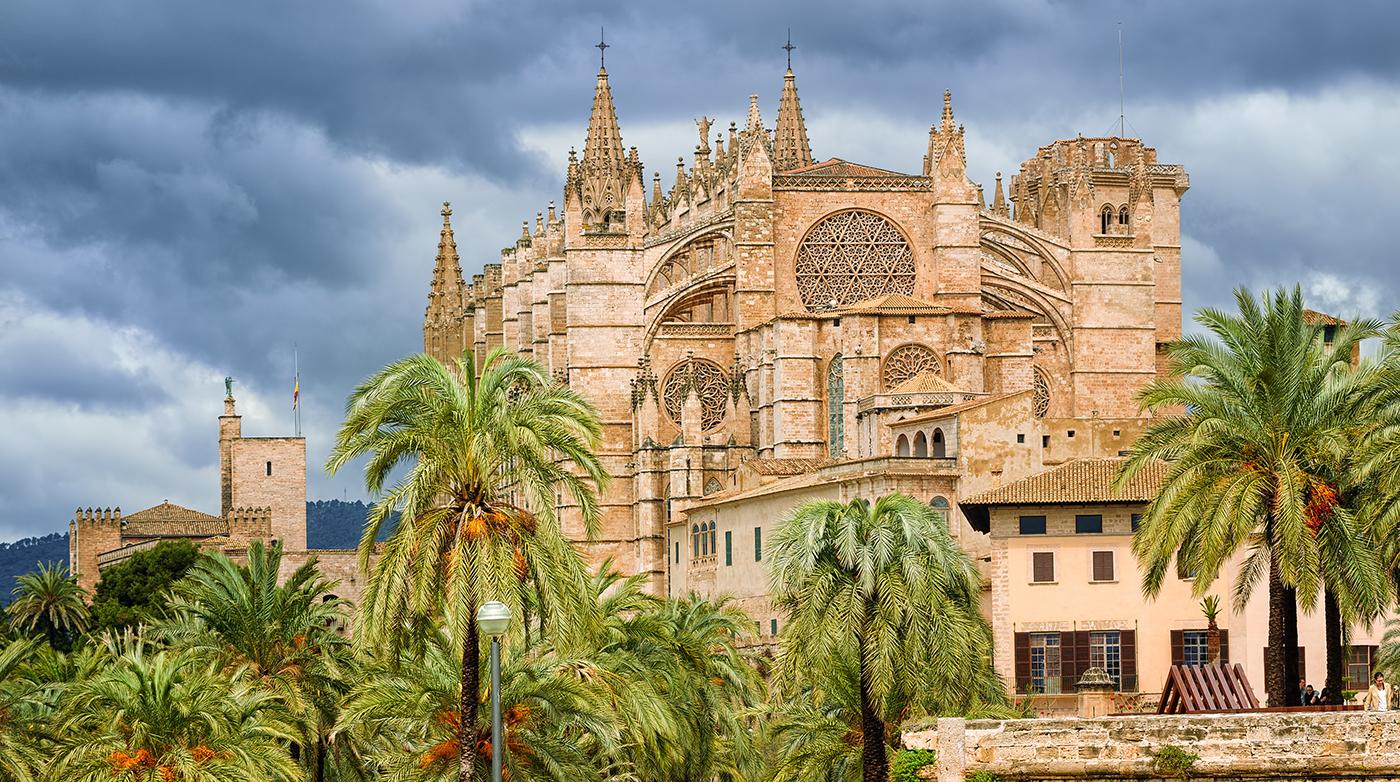 Palma de Mallorca. Islas Baleares