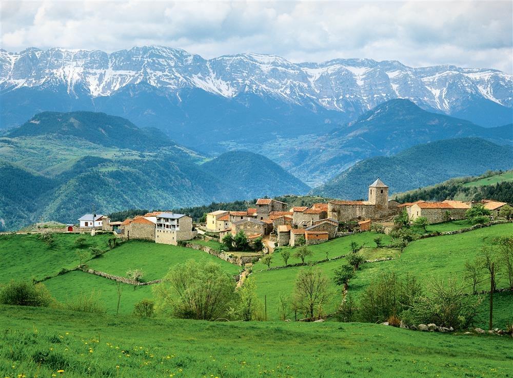 La Cerdanya. Cataluña