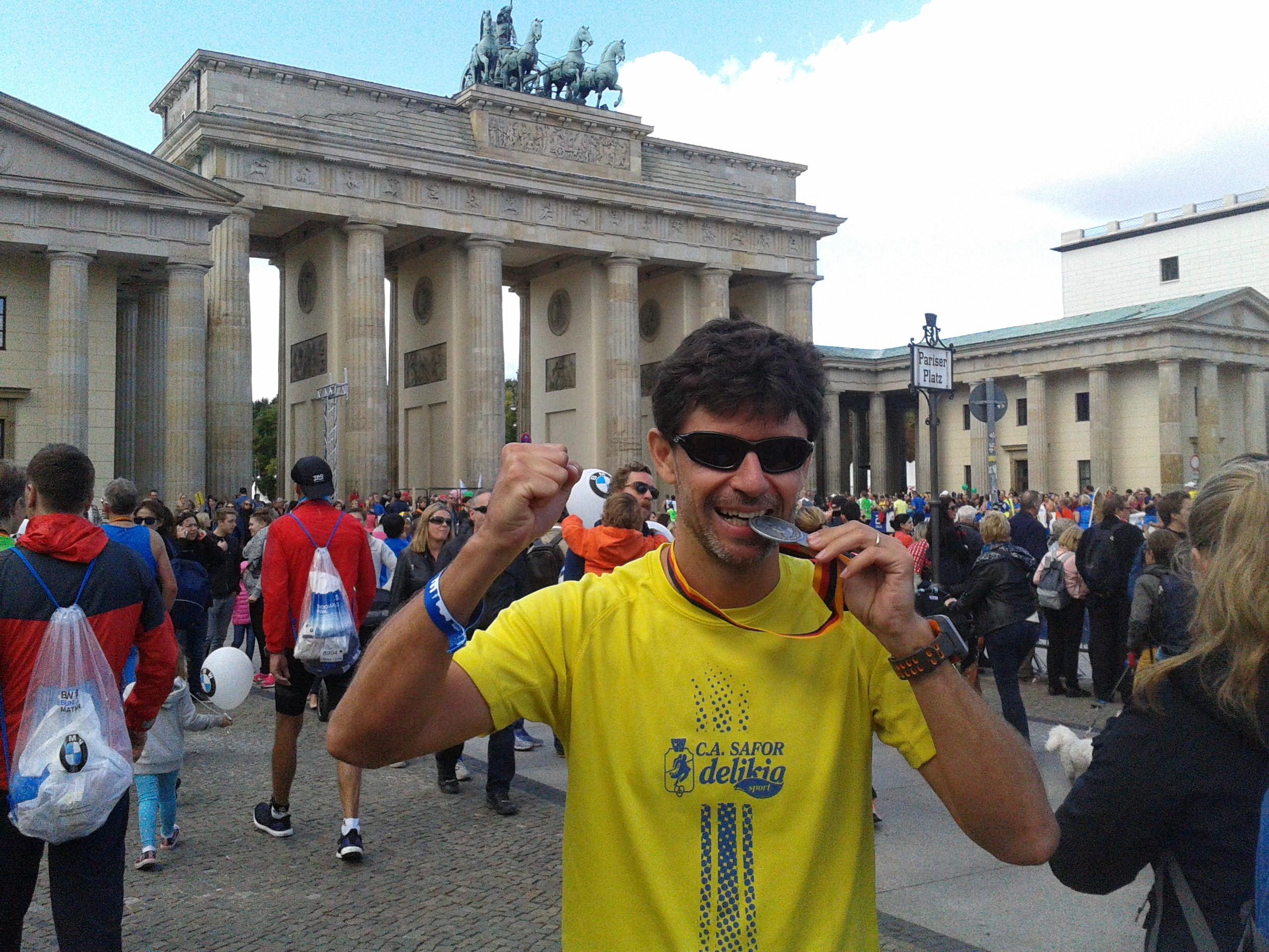 MARATÓN DE BERLIN 2015 (I) - RUBEN CAMARENA