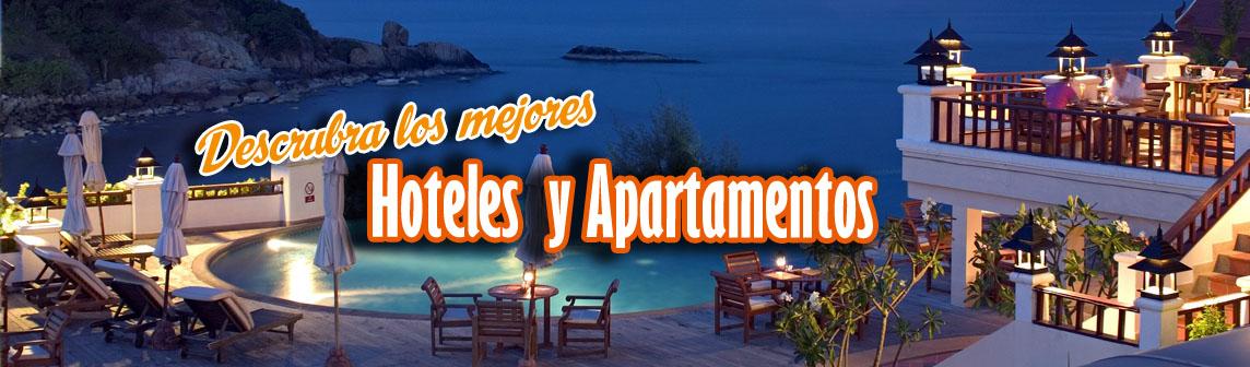 Hoteles y Apartamentos