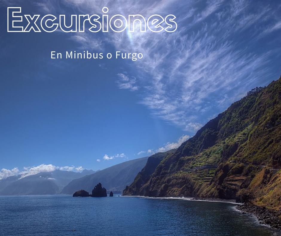 Tours y Excursiones disponibles en Madeira