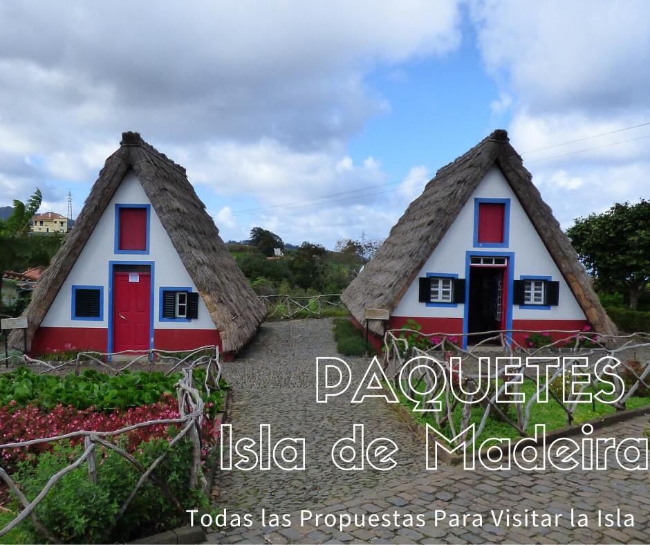 Todos los Paquetes para visitar Madeira