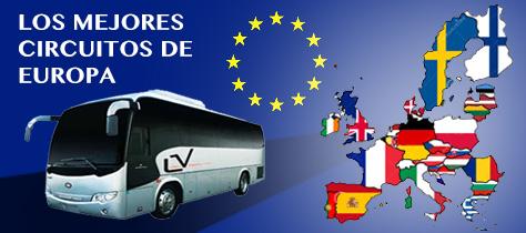 OFERTAS DE CIRCUITOS POR EUROPA