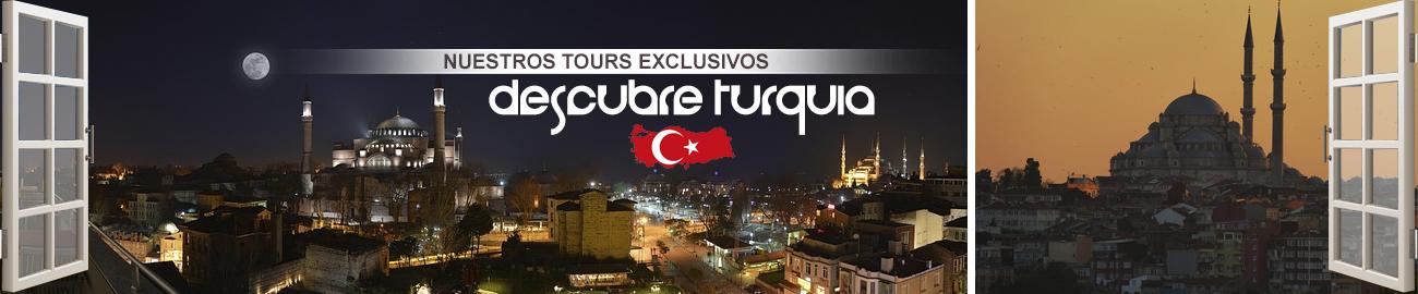 TOURS POR TURQUIA