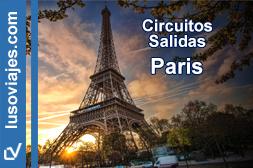 Tours en Autobus con Salidas desde PARIS