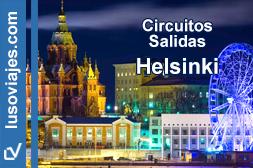 Tours en Autobus con Salidas desde HELSINKI