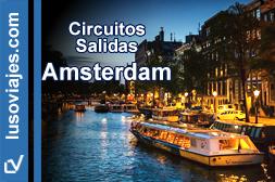 Tours en Autobus con Salidas desde AMSTERDAM