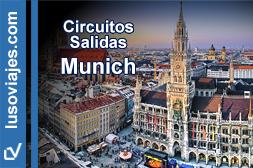 Tours en Autobus con Salidas desde MUNICH