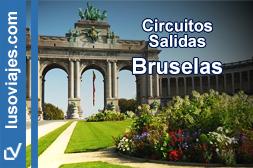 Tours en Autobus con Salidas desde BRUSELAS