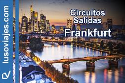 ours en Autobus con Salidas desde FRANKFURT